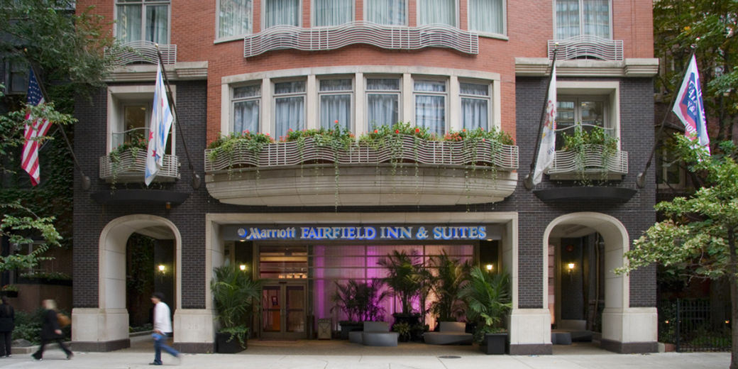 Fairfield Inn & Suites Chicago Downtown/Magnificent Mile | ECD Company