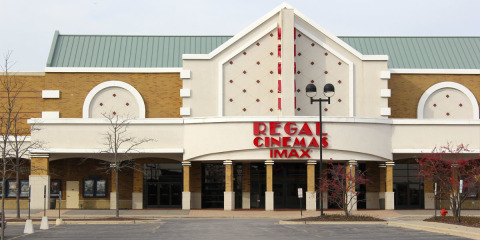 Regal Cinemas' Lincolnshire Stadium 20 & IMAX Theater | ECD Company